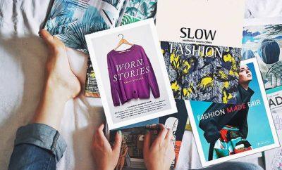 Slow fashion e consumo consciente - capa