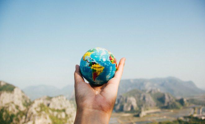 Benefícios de viajar para fora do país
