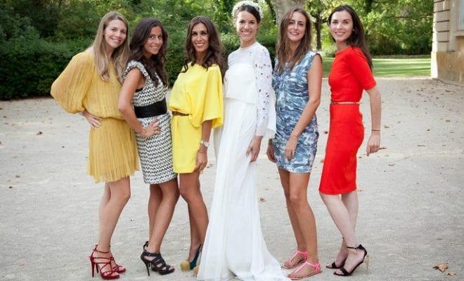Vestir bem no Casamento sem Ofuscar a Noiva