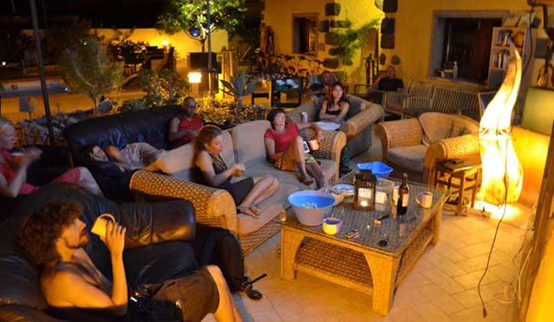 hostels para apreender inglês
