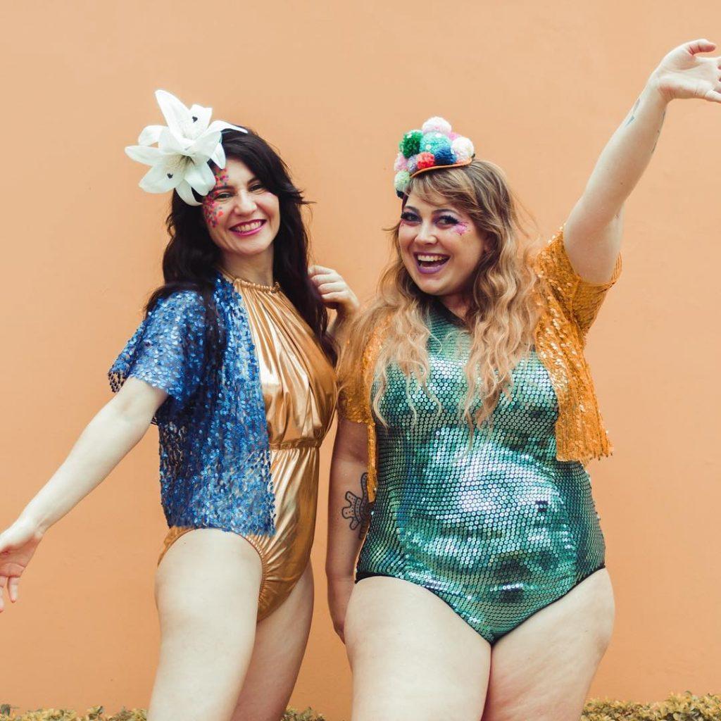 moda plus size carnaval Sassaricando