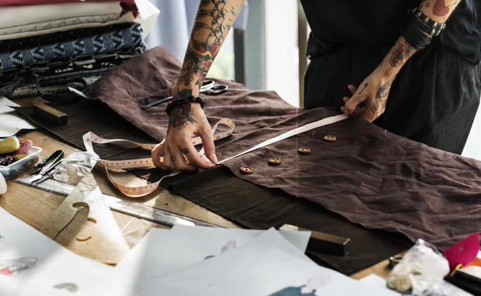 Régua e Variações curso de moda
