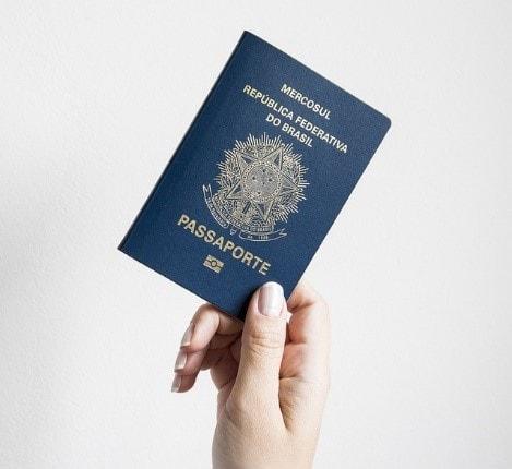 seguro viagem internacional passaporte