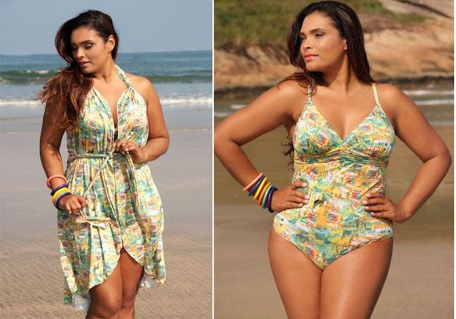 moda praia plus size brasil [ideiasmix fonte]