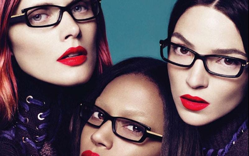 b0ef8c4839330 Dicas para escolher o melhor óculos de grau feminino retangular ...