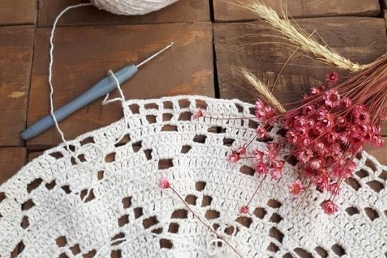 Aprenda como fazer Crochê e Ganhe Dinheiro!
