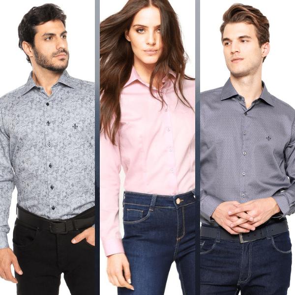92ef5cd29 As 9 melhores marcas de roupas [Importadas e Nacionais]