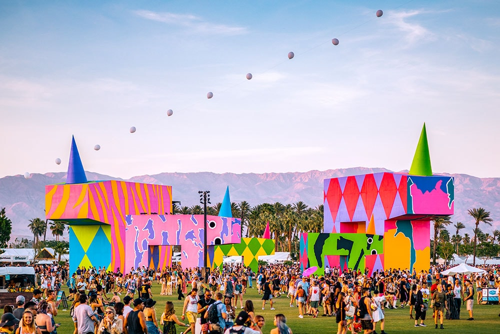 Look Coachella