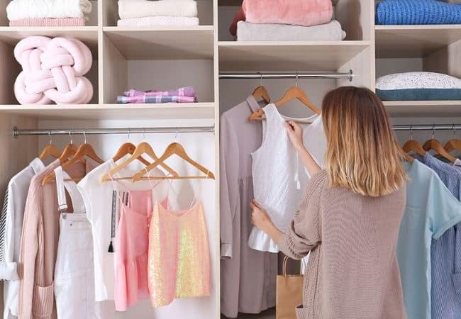 Análise seu guarda-roupa