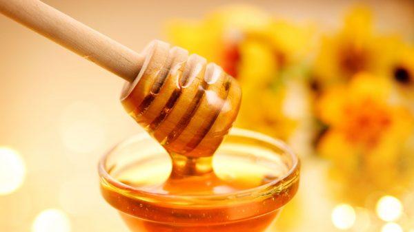 alimentos bons para o cabelo mel