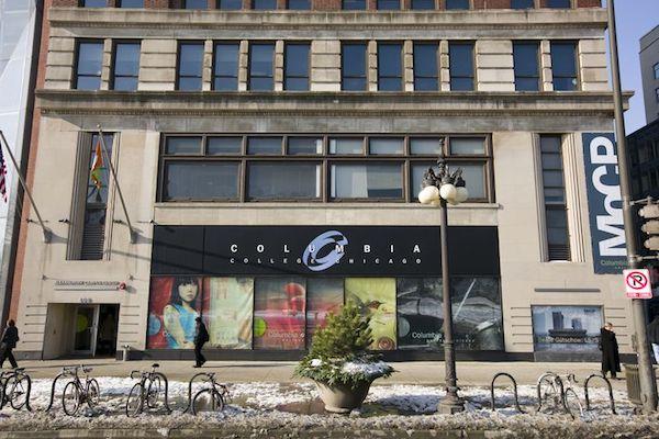 Curso de moda no exterior, faculdade de moda no exterior, faculdade no exterior, Columbia College Chicago, Estados Unidos
