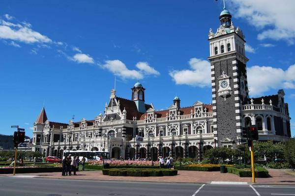 Curso de moda, curso de moda no exterior, Otago Polytechnic, Nova Zelândia
