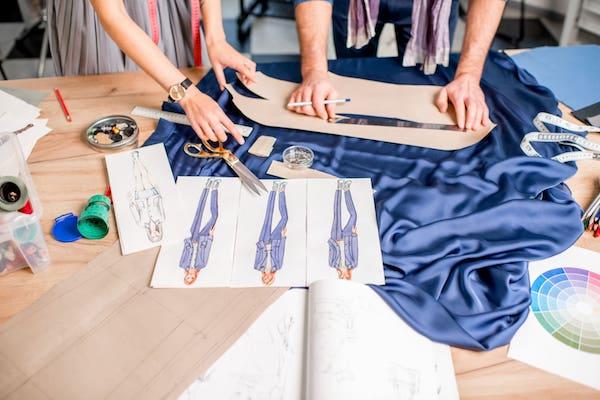 curso de moda, moda no exterior