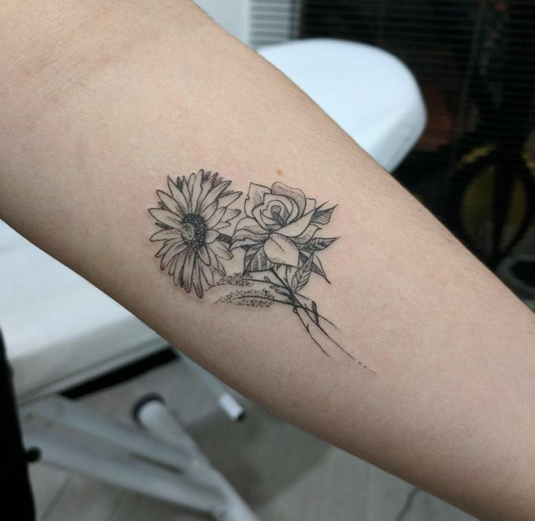 escolher minha primeira tatuagem