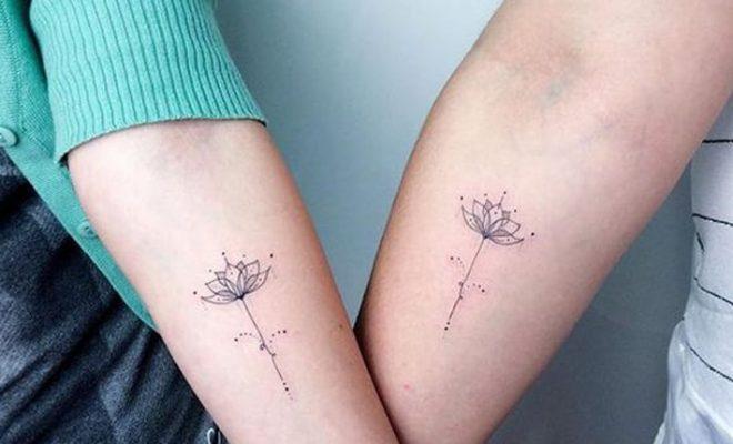 Minha primeira tatuagem