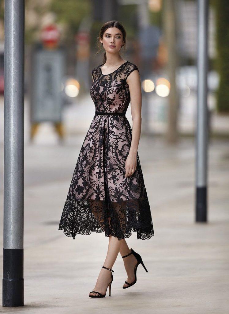 vestido de festa curto