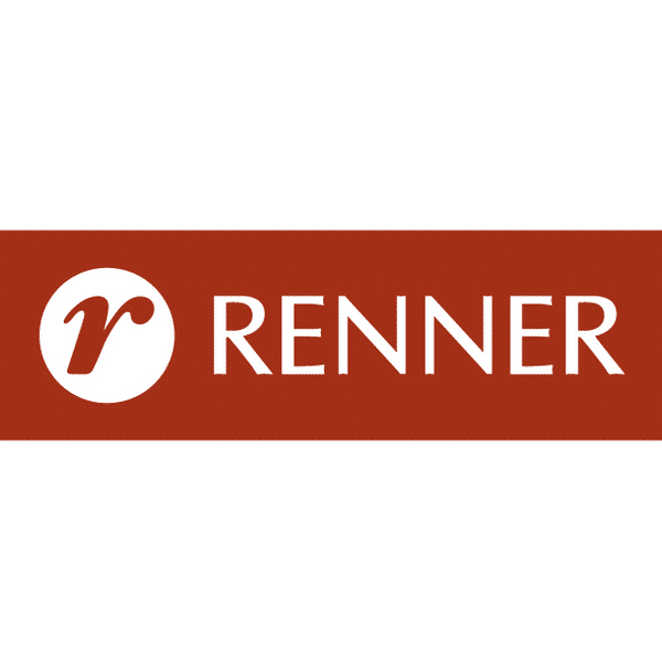 Lojas de departamento renner logo