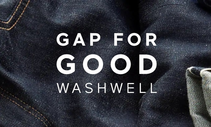 lojas de departamento gap good for washwell