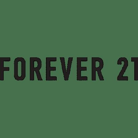 lojas de departamento logo forever 21