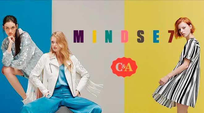 Lojas de Departamento, campanha mindset, C&A
