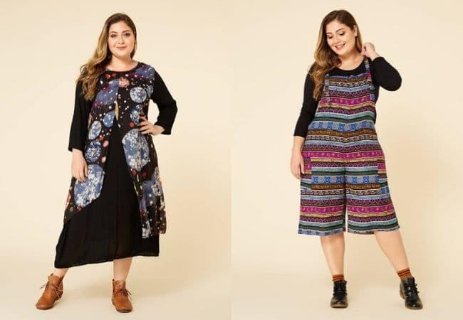 NewChic vestidos plus size.