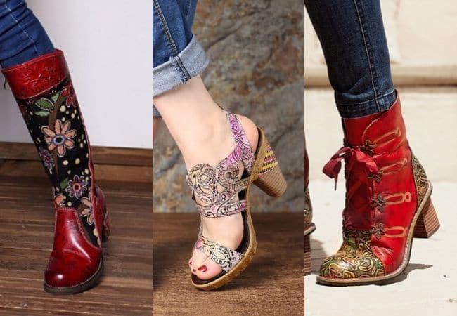 Sapatos na NewChic