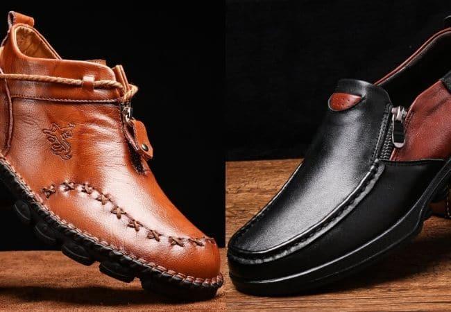 Sapato masculino NewChic