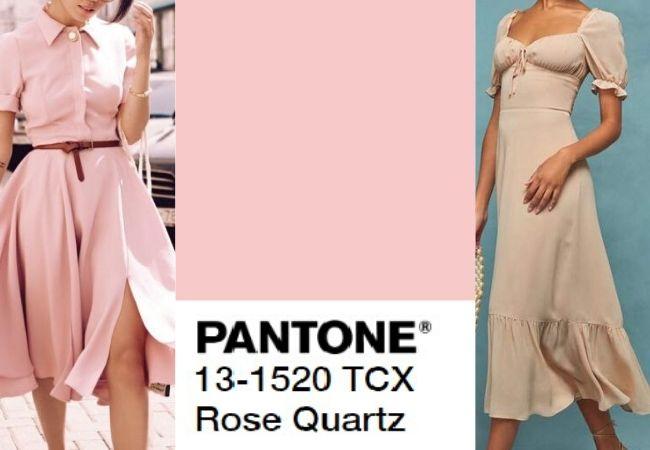 Cores para o ano novo: Rose Quartz