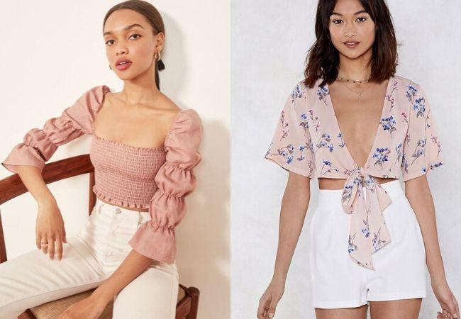 Várias versões em roupas
