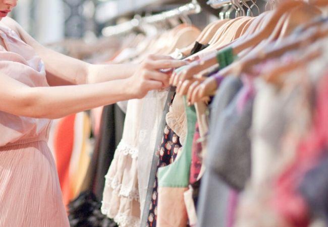 Como comprar roupas