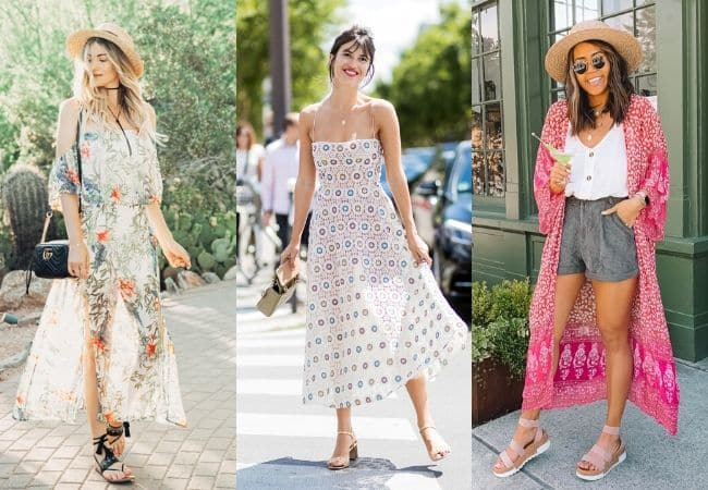 Summer Vibes: Estampas