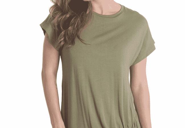 Blusa com detalhe