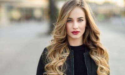 tendências de cores para cabelos